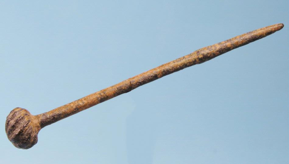 Near Eastern Bronze Cloak Pin