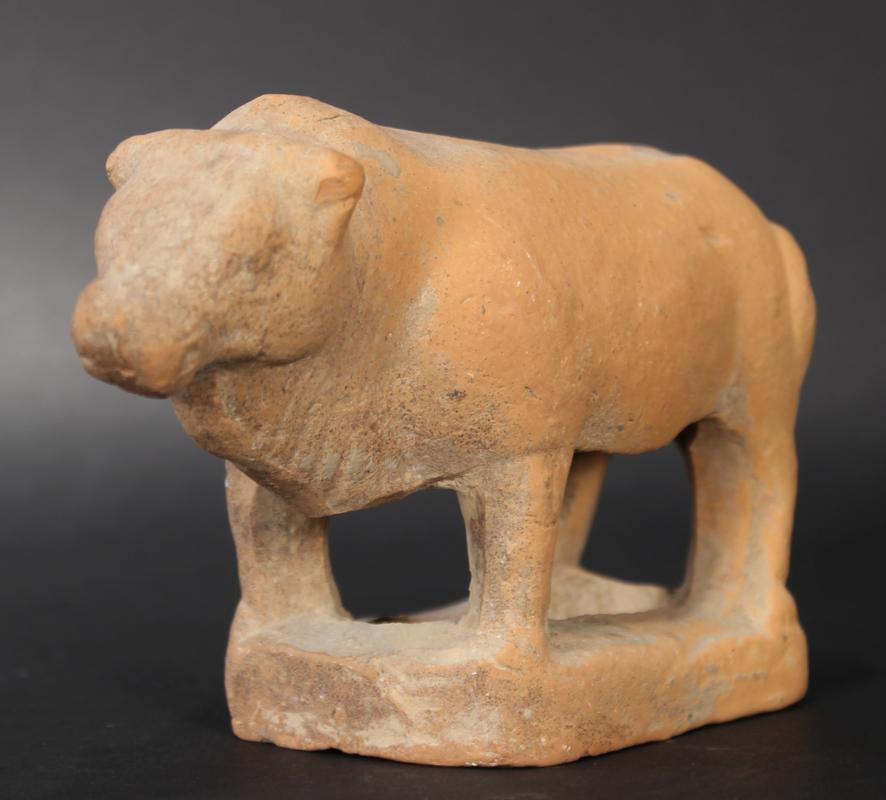 Roman Terracotta Bull