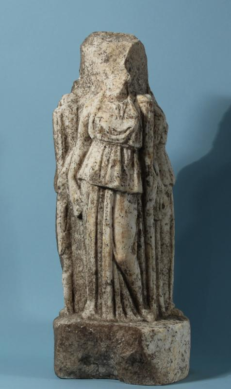 Roman Marble Hekate