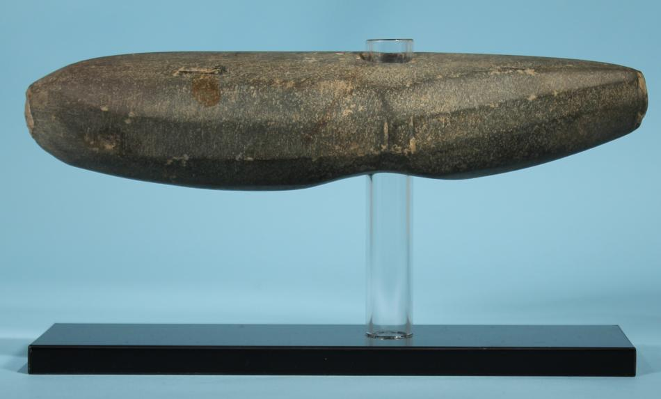 Danish Neolithic Stone Double Axe
