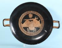Attic Red-Figure Kylix: Tarquinia Painter