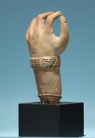 Jamacoaque Ceramic Hand