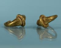 Phoenician Gold Earrings