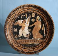 Apulian Red-Figure Plate: Darius Painter