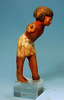 Egyptian Wood Male Model Figure