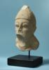 Cypriot Limestone Bust