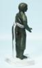 Etruscan Bronze Statuette of a Man