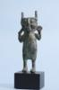 Piravend Bronze Horned Idol