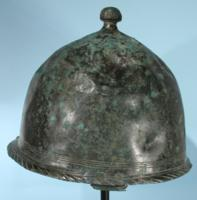 Roman Bronze Helmet: Montefortino Type