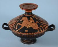 Apulian Red-Figure Lekanis